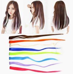 Light hairpins