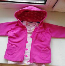 A set of jackets