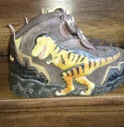 Sneakers T-REX 3D Dino, Dinosoles
