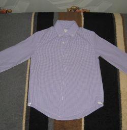 Shirt Jcrew 6-7 ani