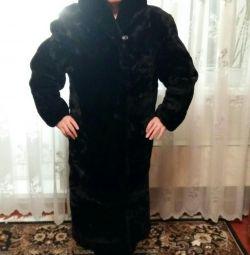 Νέο γούνινο παλτό Muton