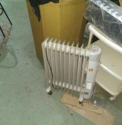 Heater oil