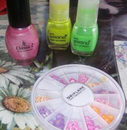 For nails.