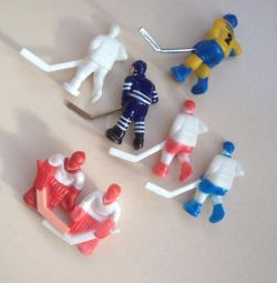 Хоккей (игроки и команды)
