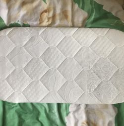 Baby carriage mattress
