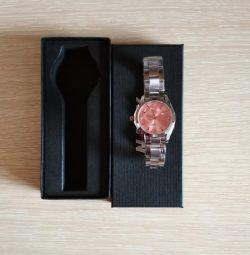 Quartz women's watch