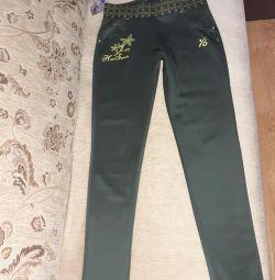 Pantaloni sport potriviți