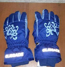 Yeni eldivenler