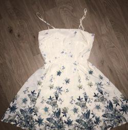 Φόρεμα νέο καλοκαιρινό βαμβάκι