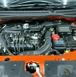 Εγκατάσταση HBO της γεννήτριας Digitronic4 στη Renault Kaptur