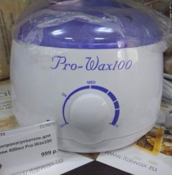 400ml încălzitor electric Pro-Wax100