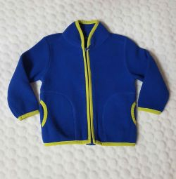 fleece jacket 92