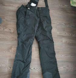 Pantaloni de schi Solomon