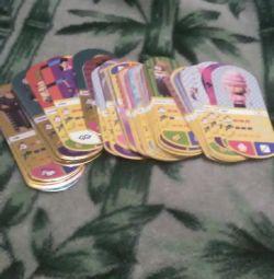 Despicable Me 3 Cards