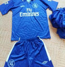 Set (football and shorts)