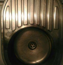 мийка нержавійка