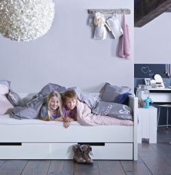 Children's bed array