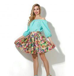 Skirt Donna Saggia. R. 42,44,46