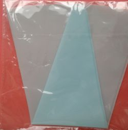 Silicone bag to decorate your baking