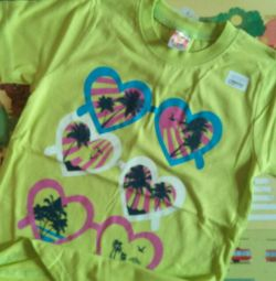 T-shirt new for 7-8 years
