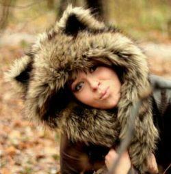 Νέο καπέλο λύκου