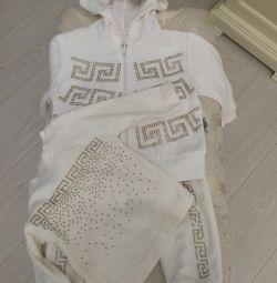 Costum pentru copii Versace