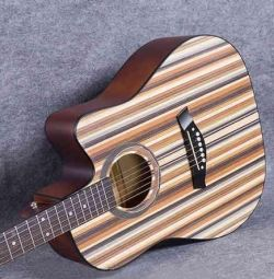 Stylish guitars