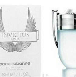 Paco Rabanne Invictus Aqua 100 мл