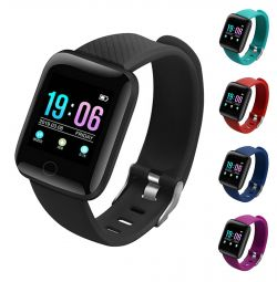 ? Bratara Smart Watch A6 USB 2,5D Nou