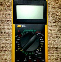 Πολύμετρο DT9208A