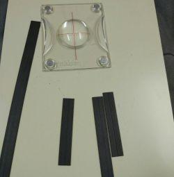 Магнитная доска для бумажных схем