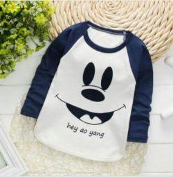 New children's sweatshirts