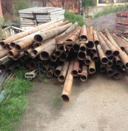Pipe 219x9 on order and in stock