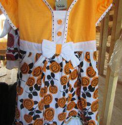 φόρεμα για 2-3 g και 4-5 χρόνια