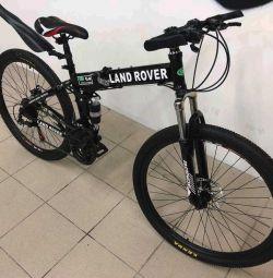 Велосипед складаний на спицях LandRover