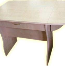 New Dining table 302 Oak milk