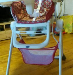chair for feeding Chicco