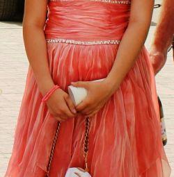 Платье вечернее 44р