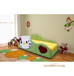 Baby Baby Kitten κρεβάτι αριστερά παιδιών