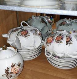 Serviciu de ceai pentru 12 persoane