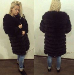 Fur coat scribe 4 in 1 NEW! !!