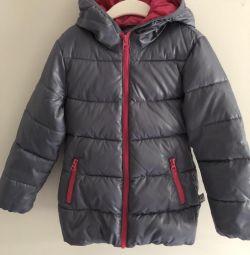 Benetton jacheta, iarnă sintetică
