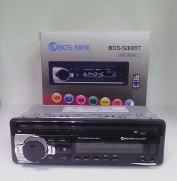 Head Unit Bos-mini 5200