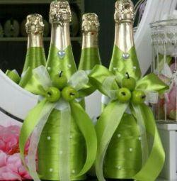 Γαμήλια μπουκάλια