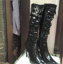 Boots autumn spring 36.5 rub.