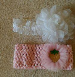 Kızlar için handwraps