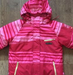 Chic winter suit by Canadian company Souris Mini