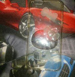 Чехол Новый на 5 айфон