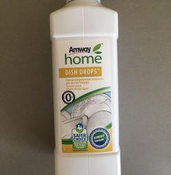 Amway concentrat lichid de spălat vase