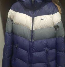 Geacă de iarnă, jacheta nike
